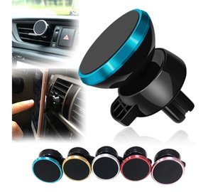 Car Phone Holder Magnetic Air Vent Magnet Mobile Phone For Cell Phone Car Mount Holder for smartphone GPS Xiaomi Car bracket