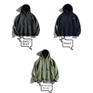 Mens high quality Hoodie famous mens and womens lovers casual Pullover Sweatshirt fashion trend simple Hoodie black