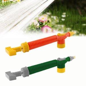 Tubi flessibili da giardino 1 PZ Pompa di Air Air Pumping Pompa per uso domestico Spruzzatore manuale regolabile Gun Gun ugello annaffiatura Testa di spruzzo con giunto