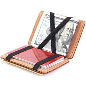 Short Wallets And Purse 12 Colors Fashion Brand Men Wallet Card Holder PU Leather Money Bag Male Solid Thin Purses For Men