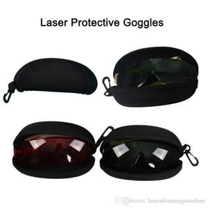 Beste Sicherheitsgläser Schutzbrillen für Opt SHR IPL-Maschine ND YAG Laser-Maschinen-Dioden-Lasergriffe Picosecond-Lasergriffe