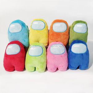 Soft Plush Among Us Plush Among Us Game Plush Toy Kawaii Stuffed Doll Christmas Gift Cutes Plushie Figure Toy Among Us Plushie