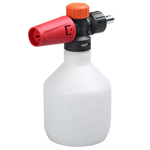 500ml Plant Watering Pot Car Cleaning Nozzle Foam Cannon Adjustable Generator Pressure Washer Garden Home Quick Connector