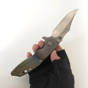 Limited Customization Version XM-18 Folding Knives Titanium Handle M390 Knife Perfect Pocket EDC Outdoor Tactical Camping Survival Tools