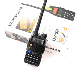 BAOFENG UV5R two way radio CTCSS 136~174 & 400~520Mhz ham transceiver FM VOX outdoor call wireless communication intercom