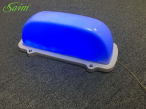 Driiver Sign Car Led Bright Light Top Taxi Blue Lights Waterproof Lamp For drivers
