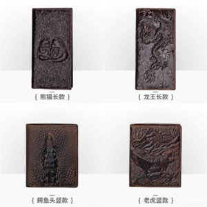 opT Fashion Men Driving 10 Card wallet case for samsung note License Holder PU ID Thin Bifold Wallet Men Mini Leather Coin Pockets