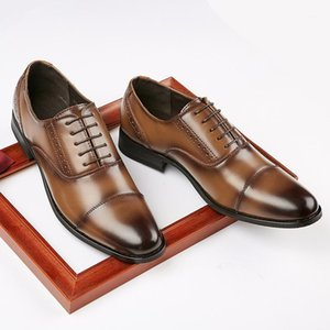 Ретро блочные мужчины платье обувь мужчина официальные мужчины бизнес вождения туфли свадьба Оксфорд Zapatos de hombres chaussures homme1