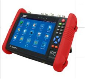 Display de 7 pouces écran CCTV Testeur de CCTV Moniteur IP Testeur de caméra analogique WiFi Onvif PTZ Control PoE1