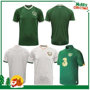 2020 Irlanda FC Inicio 2020 2021 Irlanda Adulto Man + Kit Kit Football Soccer Jersey