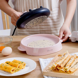 Tortilla Press Pancake Maker Machine Non-Stick Electric Crêpe Maker Tortilla Maschine Pizza Backpfanne Kuchen