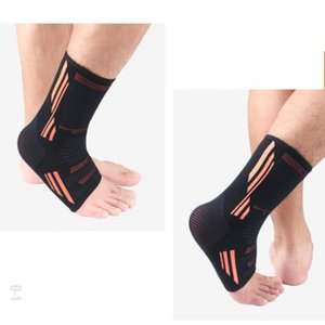 2PCS Knitted Fashion Professional Ankle Sleeve Ankle Brace Support for Sports