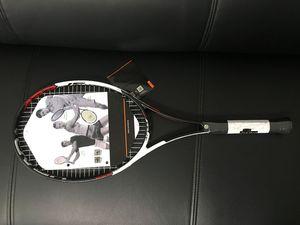 البيع بالجملة مضارب التنس رئيس سرعة الراكيت الموالية مع سلسلة وحقيبة