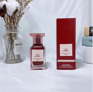 EPACK haut de gamme Parfum pour Femmes 50ml EDP Fruité Chypré perdu Riante Bouteille en verre Fabulous Red Long Lasting La marque même