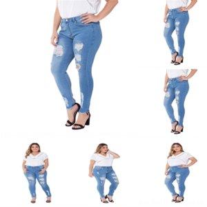NGSG Jeans Bahar için yeni stil ve aynı kot tarzında kadın kot pantolon