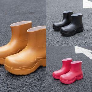 b5Xp Children Girls White Boots Waterproof Rain Boys Shoes Winter boot Kids Shoes Outdoor Designer Snow rain Sport Toddler Child