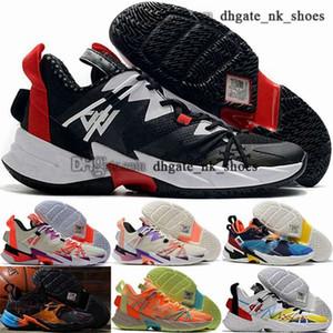 PERCHÉ NON ZER0.3 Scarpe da ginnastica Schuhe EUR 46 Donne Jumpman 3 Zero Children Dimensione US 12 Uomini Scarpe da basket di Westbrook Tenis Russell Sneakers Ladies