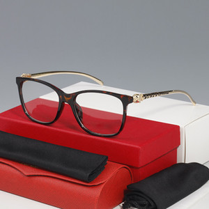 2020 fashion frame sunglasses frames men frames buffalo horn glasses Frame glasses Rectangle eyeglasses frames Man glasses With box