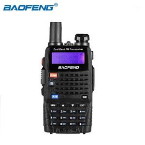 원래 Baofeng UV 5rc 양방향 라디오 5W 듀얼 밴드 UHV VHF 무전기 Talkie 휴대용 CB 라디오 아마추어 Comunicaur Hunting1