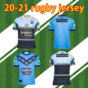 Best Quality Welsh Holden NSWRL 2019 2020 NRL National Rugby League NSW Origins Rugby Jersey 19 20 NSWRL Holton Jerseys Camicia