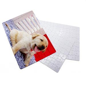 Boş Süblimasyon Termal Transferi Isı Baskı DIY A4 Boş Bulmaca Oyuncak Çocuklar Hediye Kağıt Bulmacalar Can DIY Resimleri Boutiuqe 2021 F120507