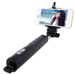 1PC For Mobile Phone 3 in 1 Wireless Bluetooth Selfie Stick + Mini Selfie Tripod With Remote Control Wholesale