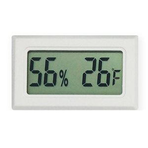 2020 Factory Direct Sales 1Pc Mini Indoor Digital LCD Temperature Humidity Meter Thermometer Hygrometer Hot Sale