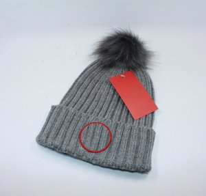 Beanies lettering Cap Men Women Warm Knitted Wool Hat Fashion Solid Hip-hop Beanie Hat Unisex Cap