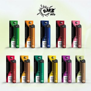 tugboat barz max dab Disposable Vape Pen Device Pods Starter Kits 400mAh Battey Vaporizer Pen Packaging puff bar Kits