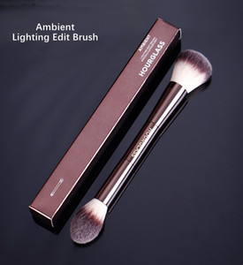 HG Eclairage ambiant Modifier le maquillage Brosse Dual-Terminé Perfection Perfection TopLighter Bronzer Bronzer Cosmétiques Outils