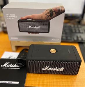Высочайшее качество Marshall Emberton портативный Bluetooth-динамик беспроводные динамики рождественские подарок музыки любимый динамик домой за пределами падения