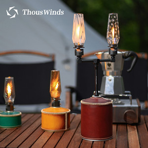 Thous Winds Little Lamp Nocturne Gas Lantern Camping Lamp Portable Gas Lamp Tent Night Lights Q1118