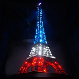 Kygling Kit de lumière LED pour 10181 (pas inclure les briques) The Eiffel Tower X0102