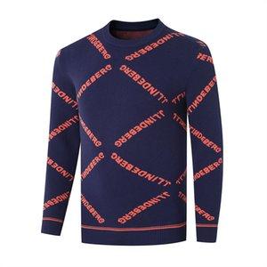 Automne hiver Nouveaux hommes Vêtements de golf JL Golf Pull Shirt Manches Pull Sweater Pull Sport En plein air Chemise de sport Livraison gratuite