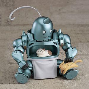 Fullmetal Alchemist Anime 인물 인물 알파사 Elric # 796 PVC 장난감 Edward Elric Action Figward Collectible Model Elric Doll Q1123