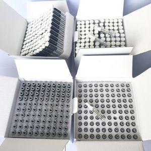 Wholesale Vape Cartridge th205 Ceramic Coil & Drip Tip Atomizers 0.5ml 1ml Glass Cartridges 510 Thick Oil Dab Pen Wax Vaporizer Vape Carts