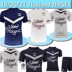 NCAA Thailand Girondins de Bordeaux Soccer Jerseys BRIAND S.KALU KAMANO BENITO DE PREVILLE BASIC Custom Home Away Adult Football Shirt 2020