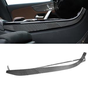 Car Accessories Gear Shift Panel Side Cover Frame Sticker Trim Interior Decoration for Mercedes-Benz A-Class W177 V177 2018-2021