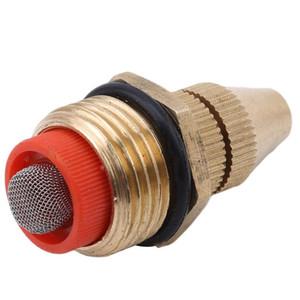 New 360 Degrss Connector Thread Water Sprinkler Irrigation Spray Nozzle Watering Head Garden Brass Supplies