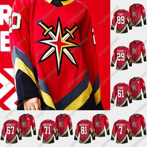 2020-21 Reverse Retro Alex Pietrangelo Jersey Vegas Goldene Ritter William Karlsson Max Pacioretty Ryan Reeves Reilly Smith Mark Stone