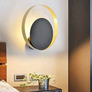 Abay LED Duvar Lambası Modern Aplik Merdiven Işık Fikstürü Oturma Odası Yatak Odası Yatak Başucu Kapalı Aydınlatma Ev Koridor Loft