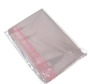Resealable Cellophane Opp Poly Bags Clear Self Adhesive Seal Plastic Packaging Storage jllITB yummy_shop