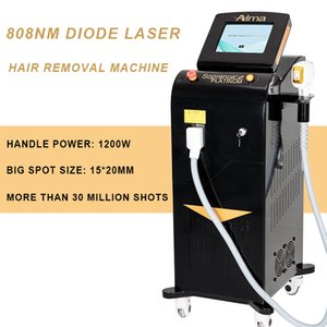2021 new Sopranoice Laser diode 808nm hair removal ice cooling technology painless laser beauty machine free shipping and 2 years wrranty