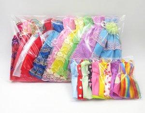 29CM لطيف، و 11 بوصة دمية باربي فستان الزفاف، أزياء تنورة قصيرة، فستان الأميرة، 20 نمط الملابس، لعيد الميلاد كيد عيد ميلاد فتاة هدية، USEU