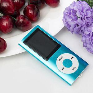 Mini Mp3 Player Music Sports Walkman With Headphone Radio 1.8 Inch Lcd Screen Sd Tf Card
