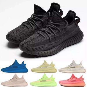 Top Qualité Kany \ Rwest Hommes Femmes Chaussures de course Yecheil Yeezreel Hyperspace Lundmark Antlia Statique Reflective Zebra Israfil Oreo 36-48