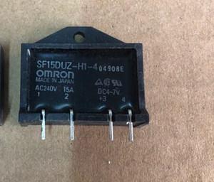 Solid state relay SF15DUZ-H1-4 AC 240V15A DC4~7V Quality assurance