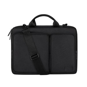 Waterproof Laptop Bag 13.3 14 15.6 Inch Notebook Bag Sleeve Case For Macbook Air Pro 13 15 Cover Shoulder Handbag Briefcase Svude