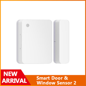 Smart Door & Window Sensor 2 Bluetooth 5.1 Light Detection Opening Closing Records Overtime Unclosed Reminder