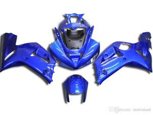 Karosserie für Kawasaki Ninja ZX-6R 03-04 ZX-636 600cc ZX636 ZX6R 03 04 ZX 636 ZX 6R 2003 2004 Verkleidungsset ZX6R006